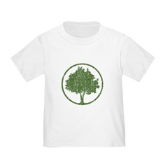 Vintage Tree Toddler T-Shirt