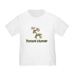 Future Hunter Toddler T-Shirt