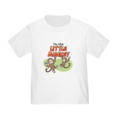 Little Monkey Toddler T-Shirt