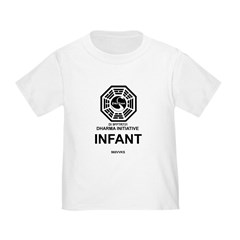 Dharma Initiative Toddler T-Shirt