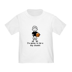 Big Cousin to be Toddler T-Shirt