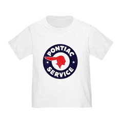 Pontiac Service Toddler T-Shirt