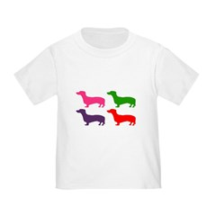 Pop Doxie II Toddler T-Shirt