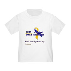 WDSD-2012D Toddler T-Shirt