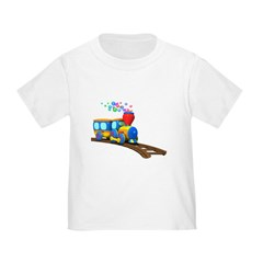 TuTiTu Blue sky Toddler T-Shirt