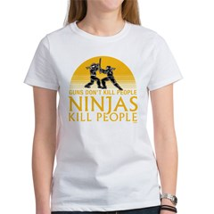 ninja4a-black Women's T-Shirt