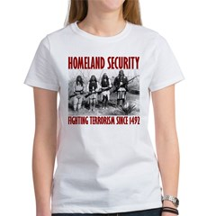 homelandsecurity3 Women's T-Shirt