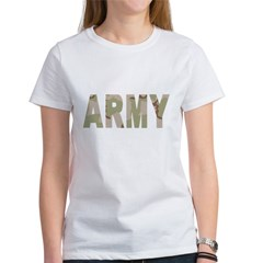 Army-Black-Shirt-2 Women's T-Shirt