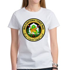 Iraq Force Women's T-Shirt