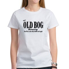 OLD BOG BREWERY Women's T-Shirt