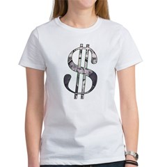 US Dollar Sign | Women's T-Shirt