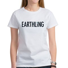 Earthling - Ash Grey Women's T-Shirt