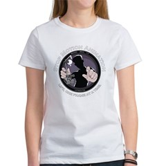 Stop Motion Animation Women's Black Women's T-Shirt
