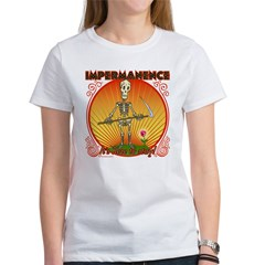 Impermanence4black Women's T-Shirt