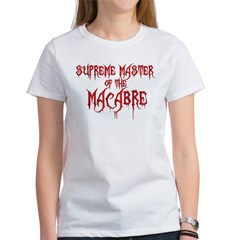 Supreme Master of the Macabre Women's T-Shirt
