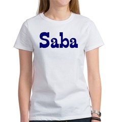 Saba Ash Grey Women's T-Shirt