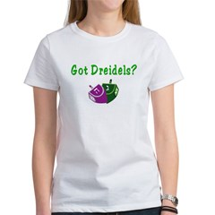 Got Dreidels Hanukkah Women's T-Shirt