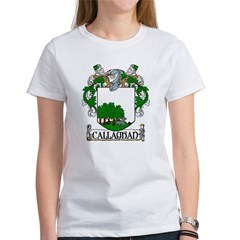 Callaghan Coat of Arms Women's T-Shirt