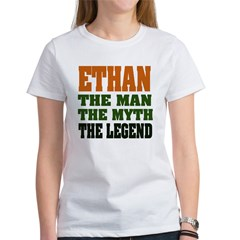 ETHAN - the legend! Women's T-Shirt