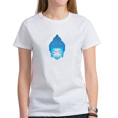 blue buddha Women's T-Shirt