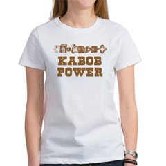 Kabob Power Women's T-Shirt