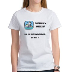 Emergency Medicine Women's T-Shirt