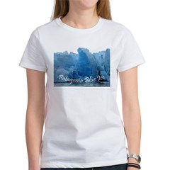 3-Patagonia Blue Ice.jpg Women's T-Shirt