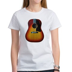 Gibson J-45 guitar Women's T-Shirt