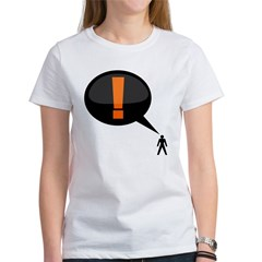 exclamation-dark Women's T-Shirt