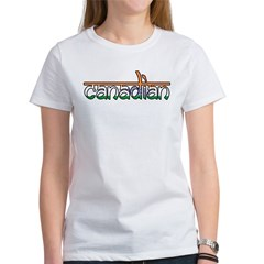 Canadian Women's T-Shirt
