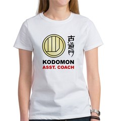 Kodomon Polo Shirt - Dojo Coach Women's T-Shirt