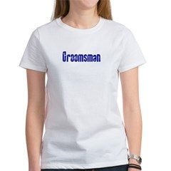 Groomsman Women's T-Shirt