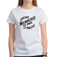 Milwaukee Road 1 Women's T-Shirt
