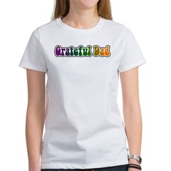 Grateful Dad Women's T-Shirt