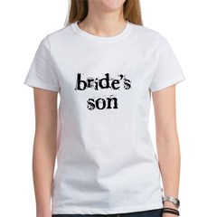 Bride's Son Women's T-Shirt