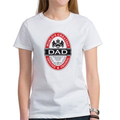 World's Greatest Dad Women's T-Shirt