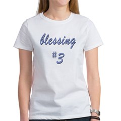 Blessing #3 Women's T-Shirt