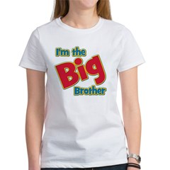 T I'm the Big Brother Women's T-Shirt