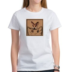 joey roo unlettered.jpg Women's T-Shirt