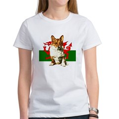 Welsh Corgi Women's T-Shirt