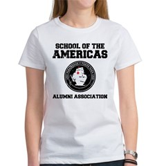 school of the americas Women's T-Shirt