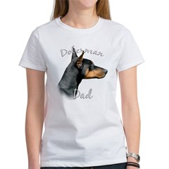 Dobie Dad2 Women's T-Shirt