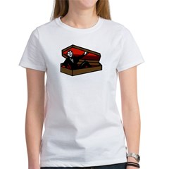 Draculas Coffin Women's T-Shirt