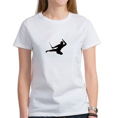 Flying Ninja Women's T-Shirt