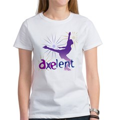 Ice Skating is Axelent Women's T-Shirt