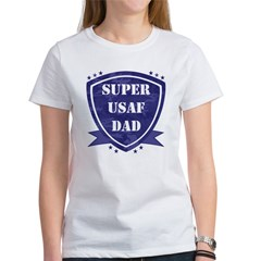 Super Air Force Dad Women's T-Shirt