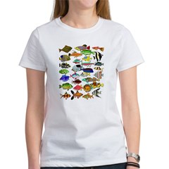 Tropical Fish ~ Women's T-Shirt