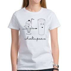 shakespeare Women's T-Shirt