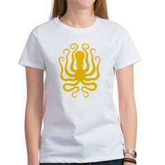 Octapus 8 Big Women's T-Shirt
