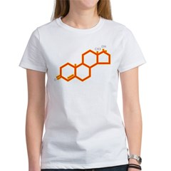 TESTOSTERONE SYMBOL Women's T-Shirt